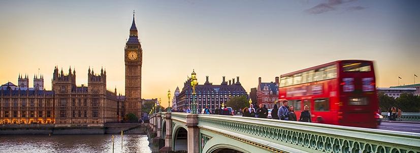 მოგზაურობა ლონდონში