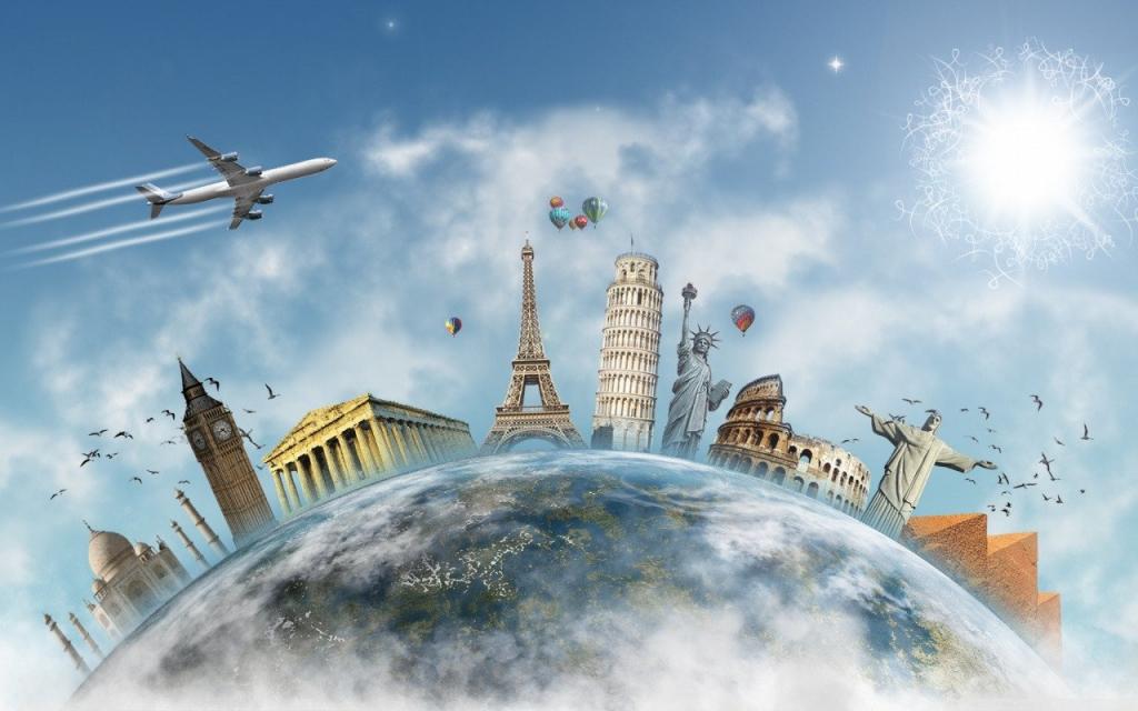 მსოფლიოს 10 ქალაქი, სადაც ყველაზე მეტი უცხოელი ვიზიტორი ჩავიდა