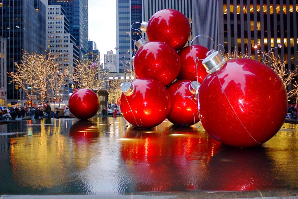 10 საუკეთესო ქალაქი ახალი წლის შესახვედრად