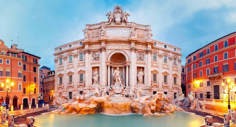 ტური რომი 6-9 ივნისი